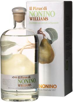 Nonino Pirus Williams Christ 0,7l 43%