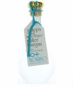 Nonino Grappa Cru di Monovitigno Müller - Thurgau 0,5l 45%