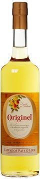 Papidoux Calvados Pays D'Auge Originel 0,7l 40%