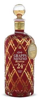 Nonino Grappa Riserva 24 Jahre 43% 0,7l
