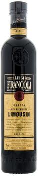 Luigi Francoli Grappa Del Piemonte Limousin Ambrata Barrique 42,5% 0,7l