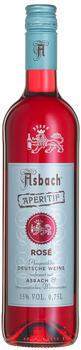 Asbach Aperitif Rosé 15% 0,75l