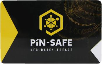 Pin Safe NFC offline Daten-Tresor