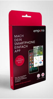 """Emporia """"Mach dein Handy einfach"""" Senioren Smartphone App"""