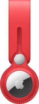 Apple AirTag Anhänger aus Leder (PRODUCT)RED