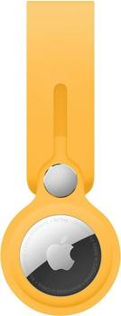 Apple AirTag Anhänger Sonnenblume