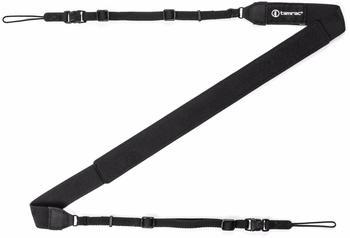 Tamrac QR Strap Leather Microfiber schwarz