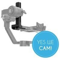 Zhiyun Justierplatte GAP01 für Crane 2 & Canon 1DX