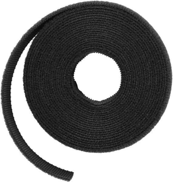 LTC Klettbandrolle schwarz