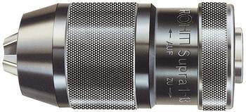 Röhm Schnellspannbohrfutter Supra 13S, 1-13 mm, B 12 (871046)