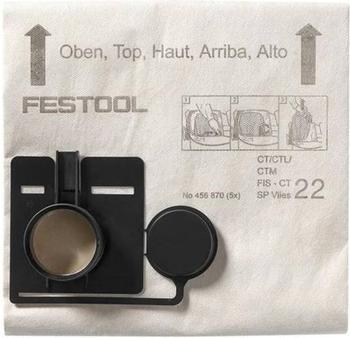 Festool Filtersack FIS-CT 44 SP VLIES/5