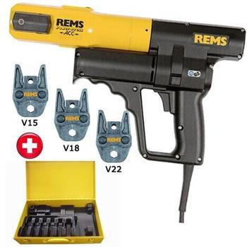 "REMS Radialpresse ACC ""Power-Press"" SET V 15-18-22 577X06"
