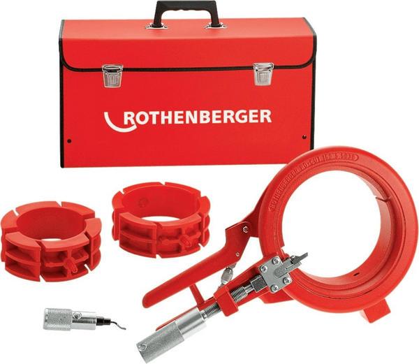 Rothenberger Abstech- und Anfasgerät Rocut 160 Set