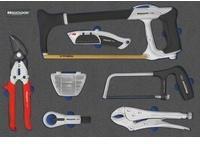 Matador 81641786 Handwerker Werkzeugset 11teilig