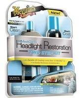 MEGUIARS Prefect Clarity Headlight Restoration Kit G2000 Scheinwerfer Aufbereitungs-Set 1 Set