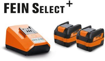 Fein 92604316010 Werkzeug-Akku und Ladegerät 12V 6Ah Li-Ion