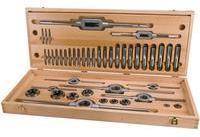 Ruko 245072 Maschinengewindebohrer-Set 44teilig 1 Set