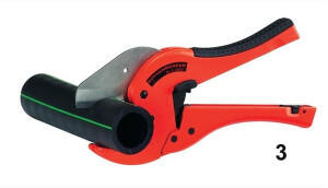 ROTHENBERGER 52010 Kunststoffrohrschere