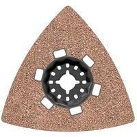 Bosch Schleifplatte AVZ 90 RT2, 90 mm. 10er-Pack