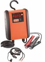 Bahco Bahco, Vollautomatisches Mikroprozessor Batterielade- undBatterieerhaltungsgerät 10 Ampere, 8-stufig für 1