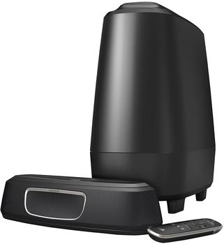 Polk Audio MagniFi Mini Sound Bar + Wireless Subwoofer