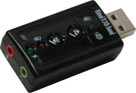 InLine USB Audio Adapter 7.1