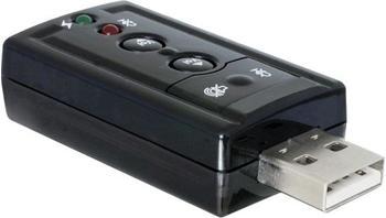 DeLock USB Sound / SPDIF Adapter (61961)