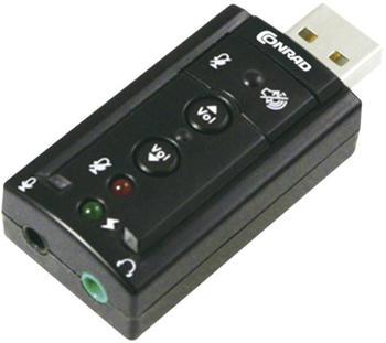 Renkforce 7.1 USB Soundkarte (RF-4826313)