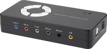 Renkforce 7.1 USB Soundkarte (RF-4805772)