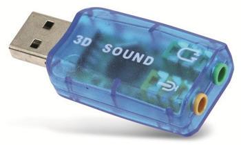 Red4Power 5.1 Surround USB 2.0 Soundkarte