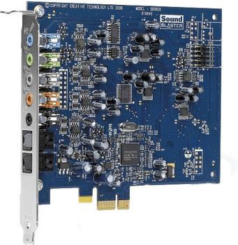 Creative Sound Blaster X-Fi Xtreme Audio PCIe Retail
