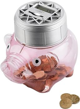 infactory Sparschwein mit automatischer Zählfunktion