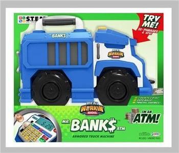 Jakks Pacific Mr. Banks Rollender Geldtransporter
