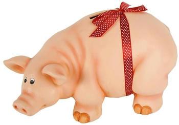 michel toys Sparschwein XXL rote Schleife 536833
