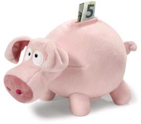 Nici NICI Good Luck Spardose Plüsch Schwein
