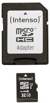 Intenso Highspeed MicroSDHC 32 GB