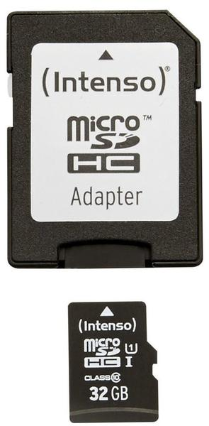 Intenso Highspeed MicroSDHC 32 GB