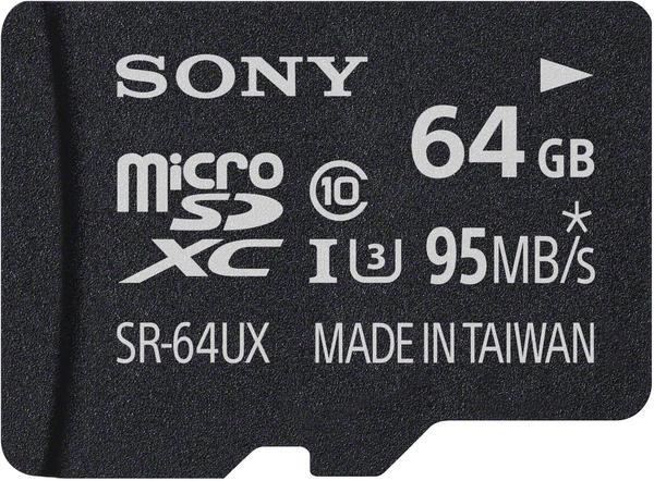 Sony SR64UXA 64 GB