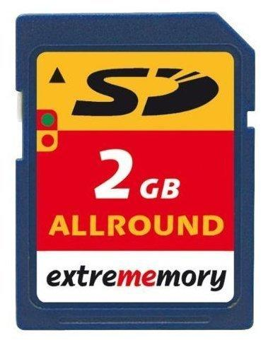 Extrememory SD 2GB