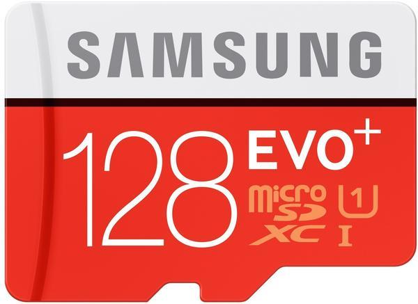 Samsung EVO Plus microSDXC 128GB (MB-MC128DA)