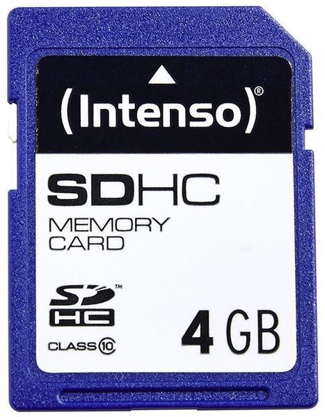 Intenso SDHC 4GB Class 10 (3411450)
