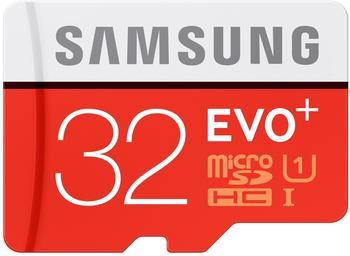 Samsung EVO Plus microSDHC 32GB (MB-MC32DA)