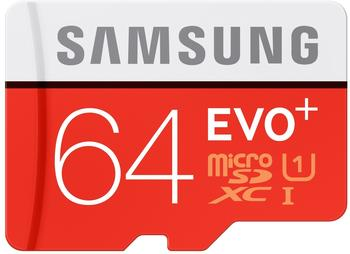 Samsung EVO Plus microSDXC 64GB (MB-MC64DA)