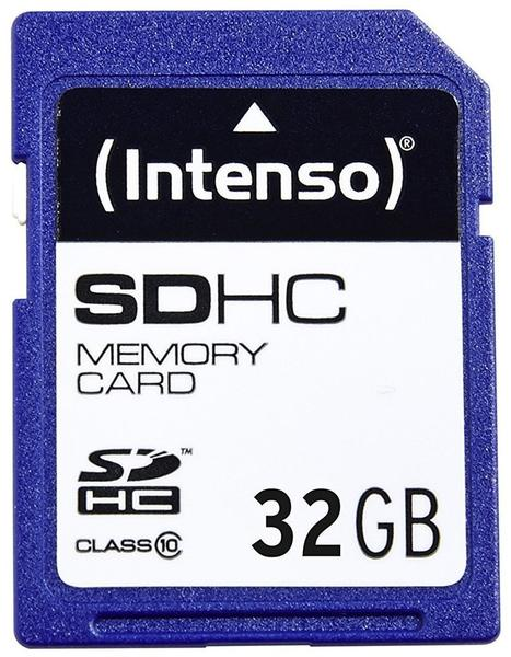 Intenso SDHC 32GB Class 10 (3411480)