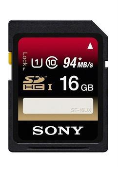 Sony SDHC 16GB Class 10 UHS-I (SF16UX)