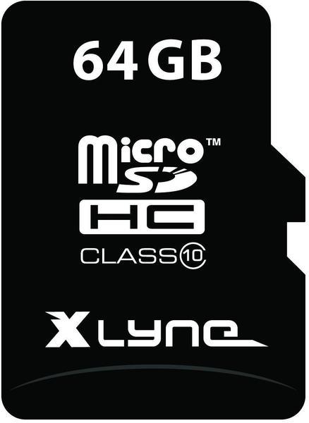 xlyne microSDXC 64GB Class 10 (7464001)