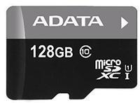 A-Data microSDXC Premier 128GB Class 10 UHS-I + SD-Adapter