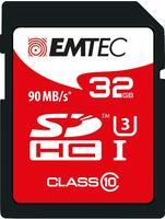 Emtec SDHC Pro 32GB Class 10 UHS-I U3