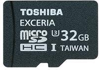 Toshiba microSDHC Exceria 32GB Class 10 UHS-I U3