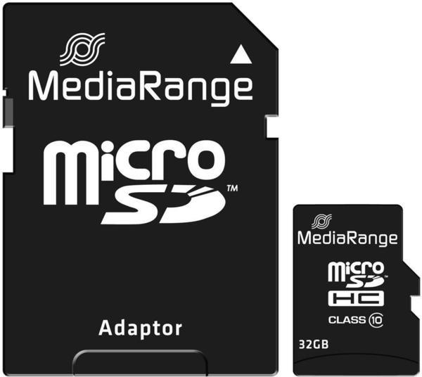 MediaRange microSDHC 32GB Class 10 (MR959)